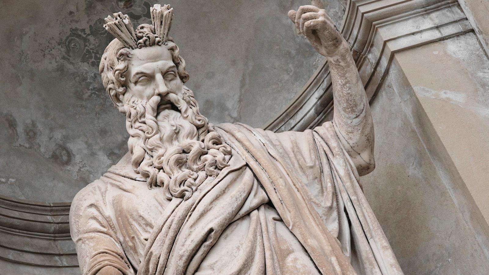 Última: Zeus llegó a metamorfosearse en muchos animales para tener relaciones, pero ¿en que animal no se transformó nunca?