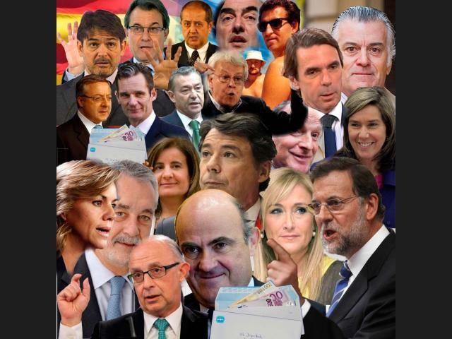 3169 - Políticos españoles, ¿qué sabes de ellos?