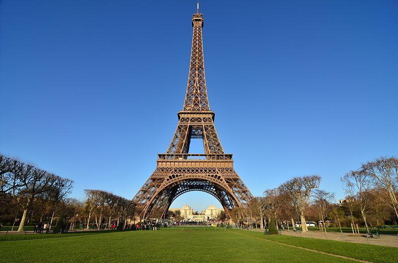 3176 - ¿Cómo de bien conoces la Torre Eiffel?