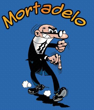 ¿Por qué Mortadelo es calvo?