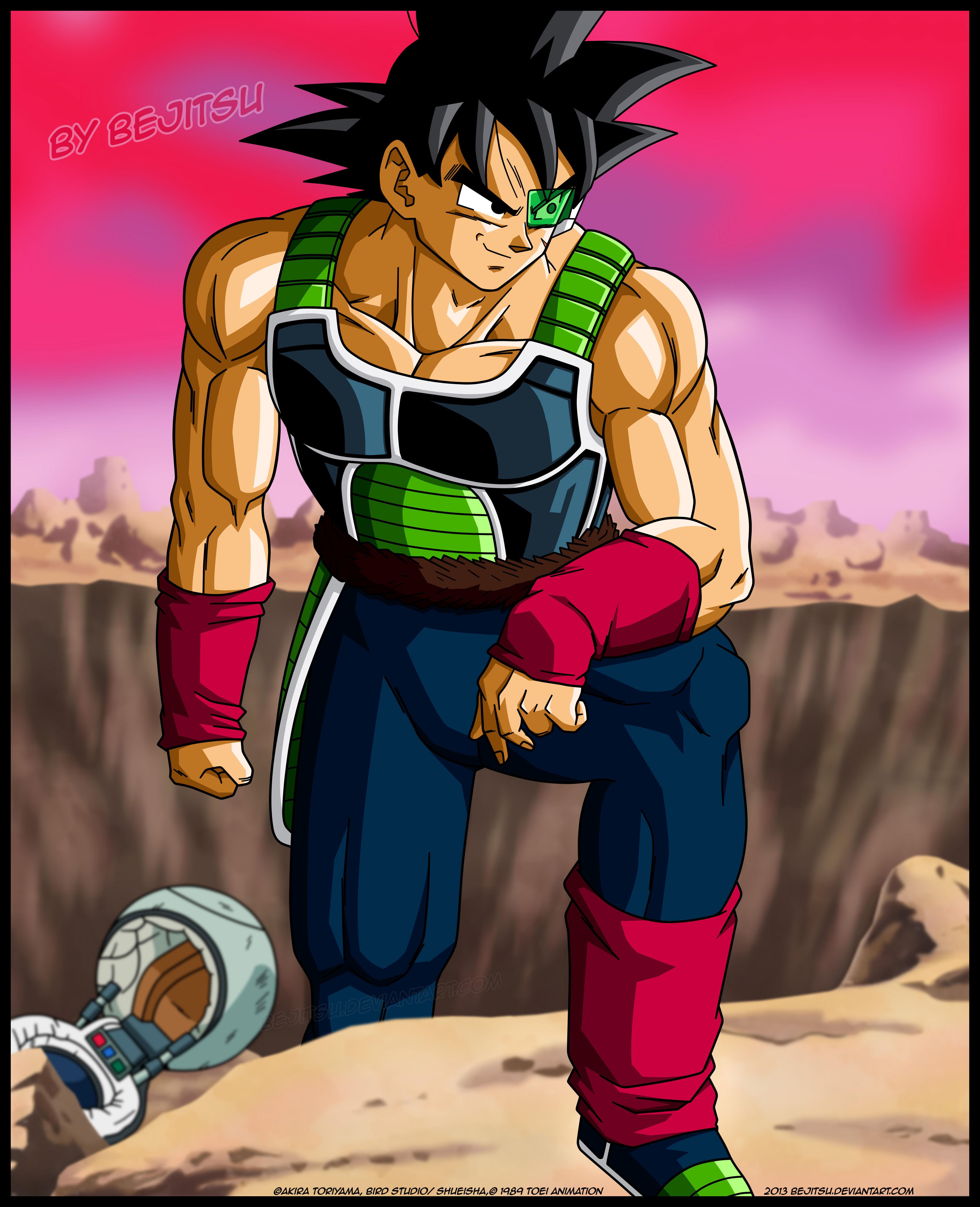 La primera es fácil. ¿Cómo se llama el padre de Goku?