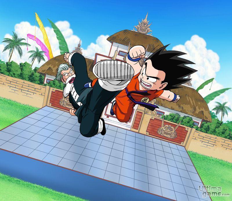 ¿Cuántos torneos mundiales de artes marciales gana Goku?