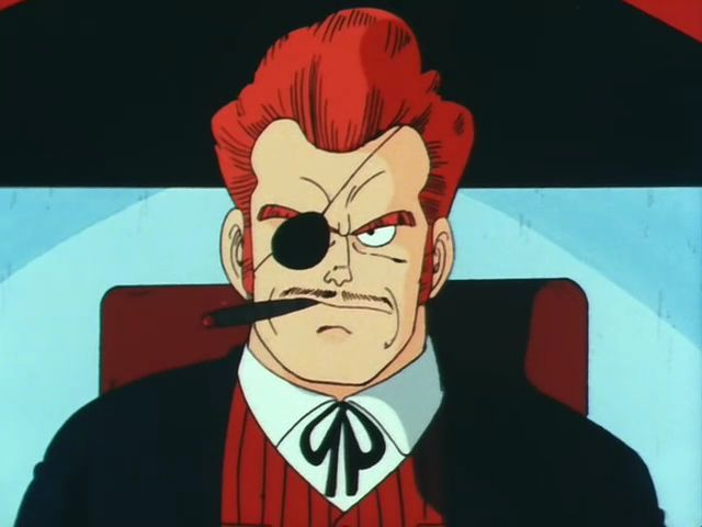 ¿Qué deseo quiere pedir el General Red a Shenron?