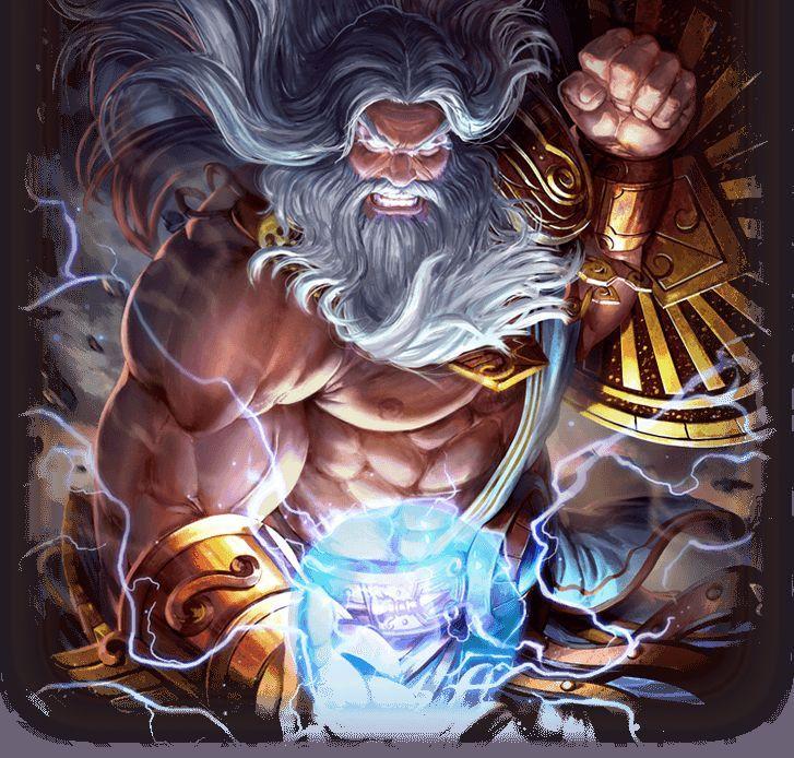 3290 - ¿Cuánto sabes de mitología griega?
