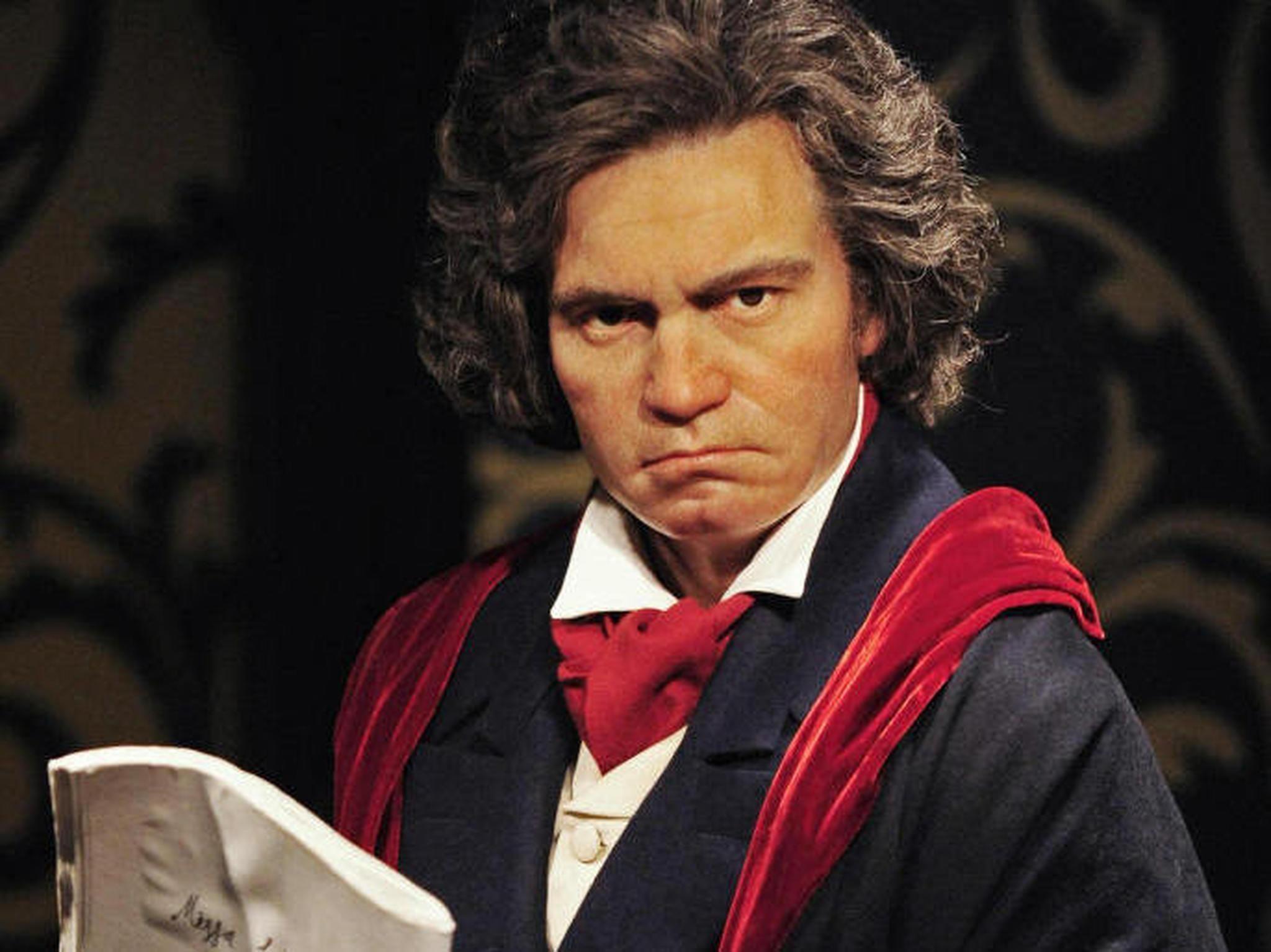¿Con cuántos años murió Beethoven?
