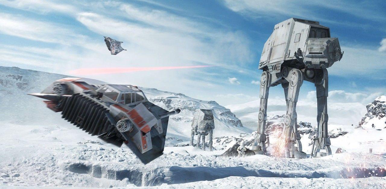 3365 - ¿Podrías identificar estos vehículos de Star Wars?