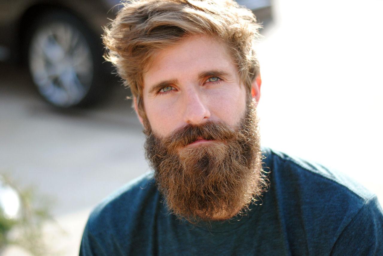 ¿Tienes barba o estás afeitado?