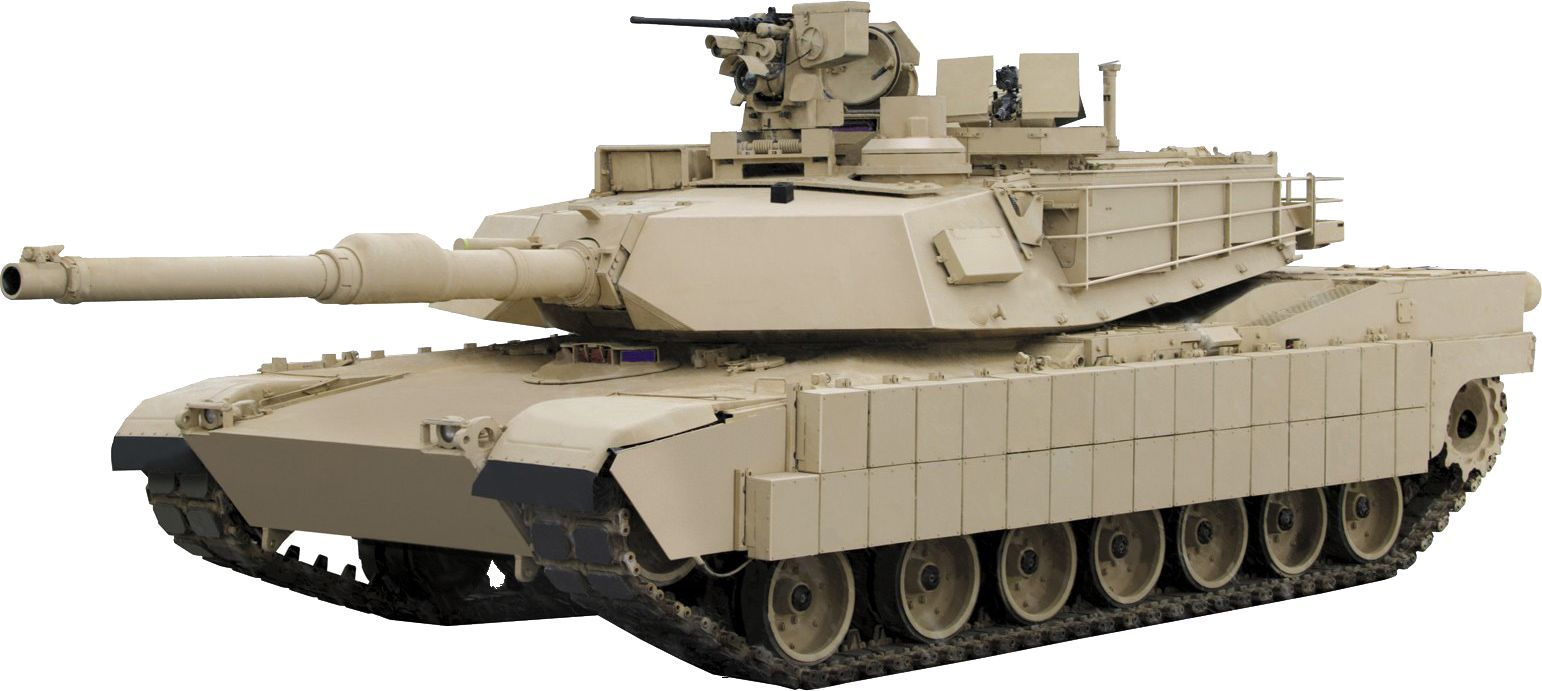 Empecemos con una fácil: ¿qué tanque es éste?