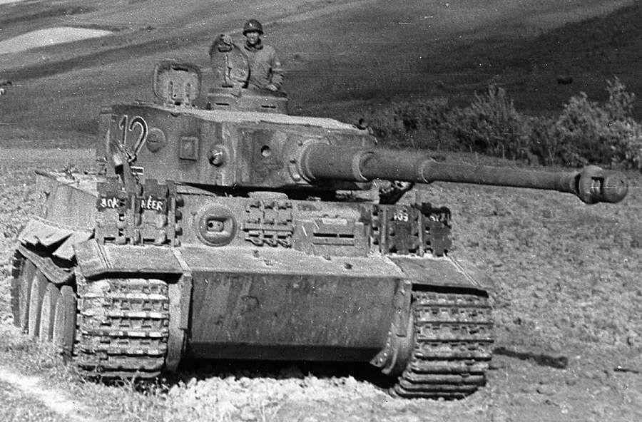 ¿Qué país usó este tanque durante la segunda guerra mundial?