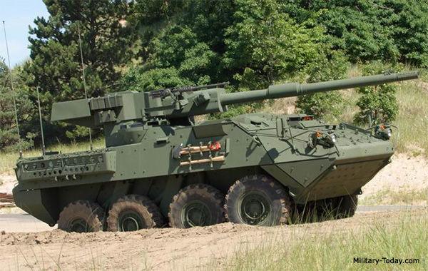 ¿Qué tanque es éste?