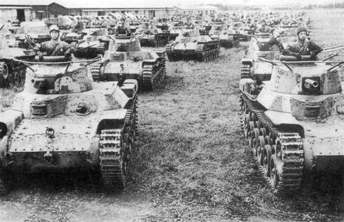 ¿Cuál de estos tanques NO es de la segunda guerra mundial?
