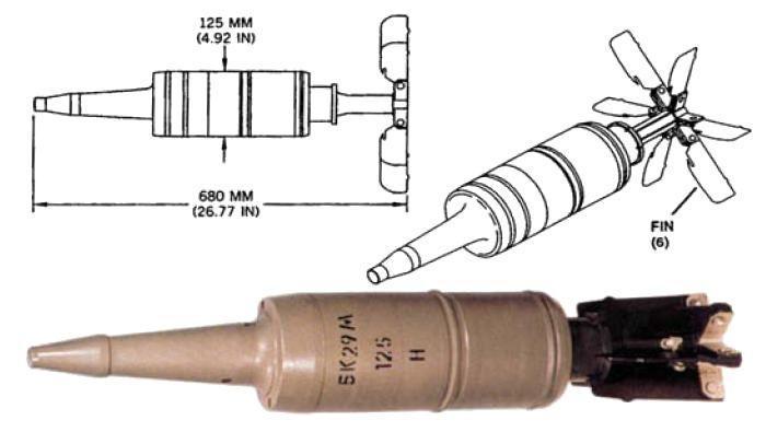 ¿Qué tipo de munición aparece en la imagen?