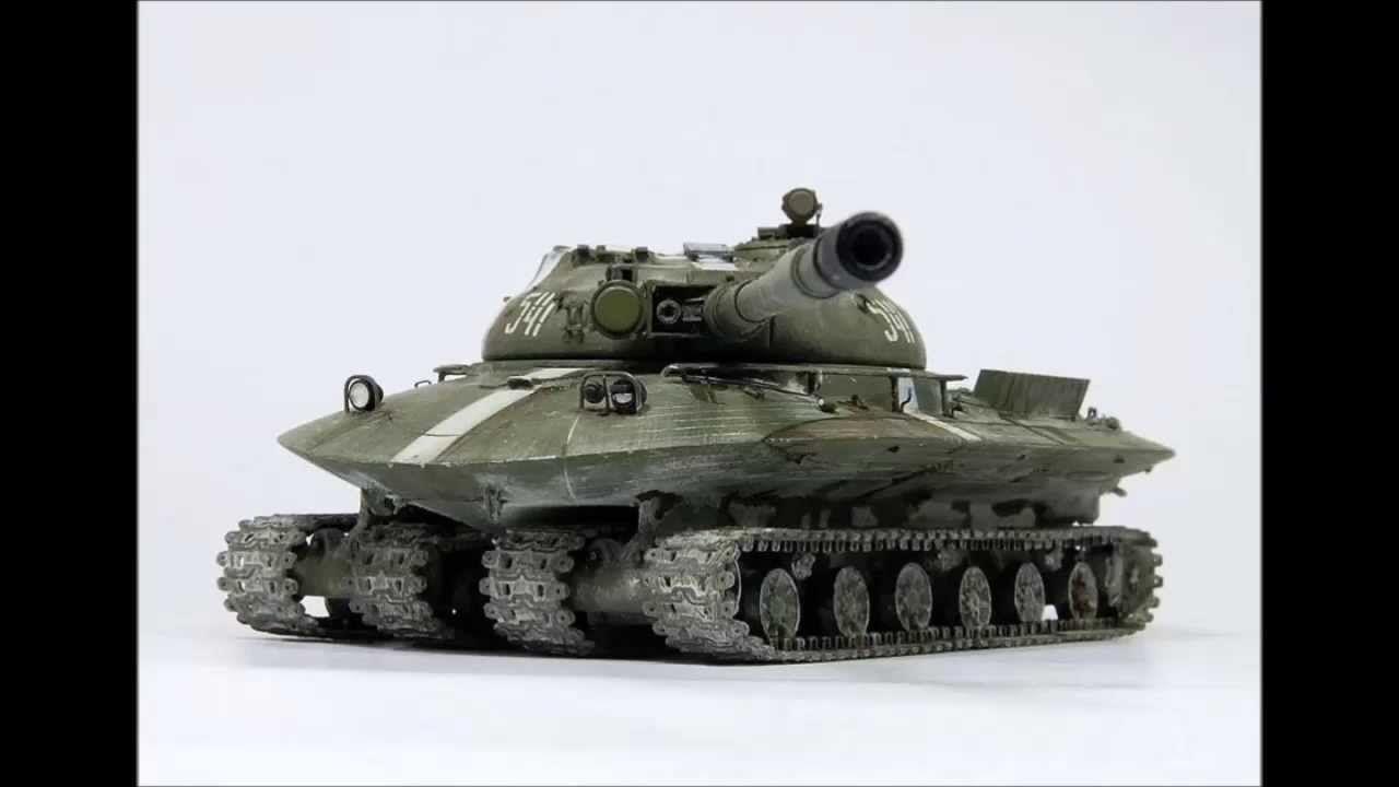 ¿Este tanque llegó a existir?