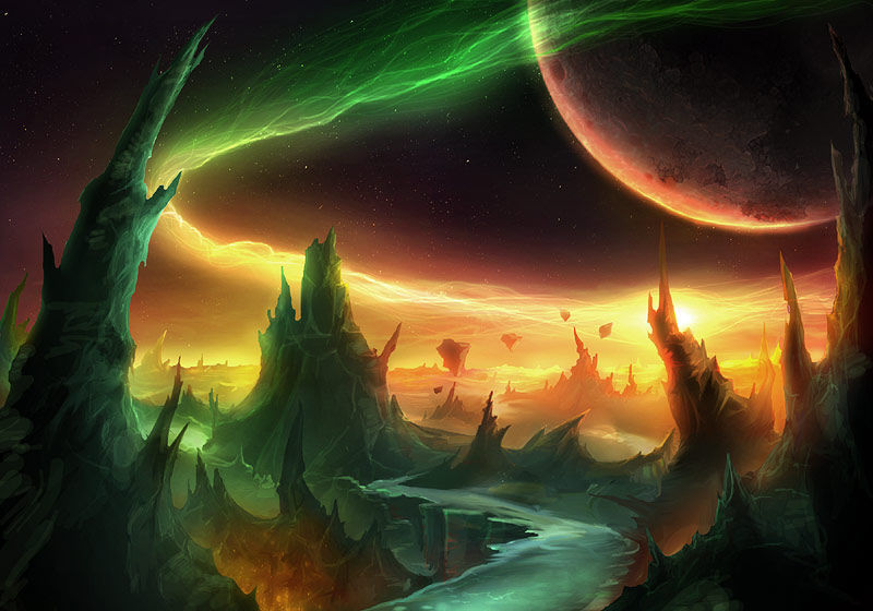En La Burning Crusade, ¿Qué nuevo mundo está abierto para los jugadores?