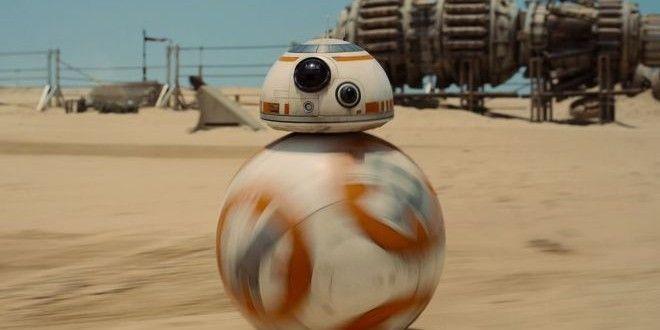 [NUEVOS PERSONAJES] ¿Que opinas de BB-8?