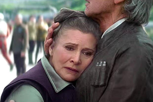 [PERSONAJES CLÁSICOS] ¿Como ves las actuaciones de Han Solo y Leia?