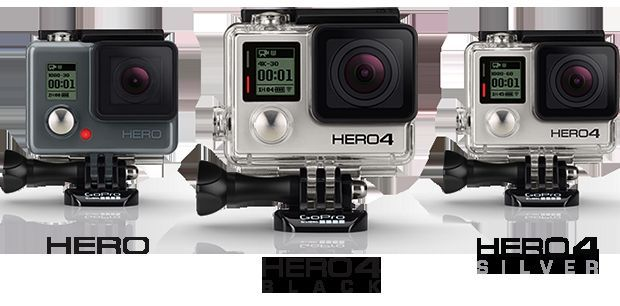 ¿A partir de qué modelo las cámaras Gopro vienen con pantalla incorporada?