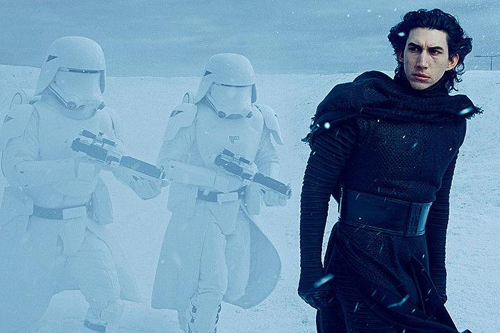 [MOMENTOS CLAVE] Kylo Ren hijo de Leia y Han