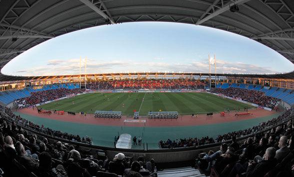 El estadio Juegos del Mediterráneo pertenece al...