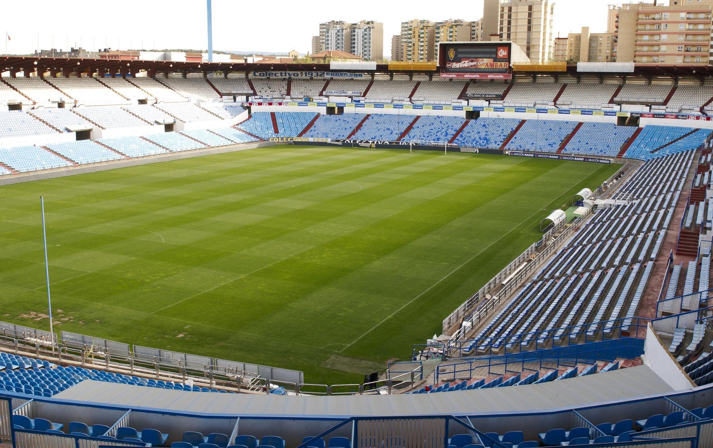 ¿En qué estadio juega el Zaragoza?