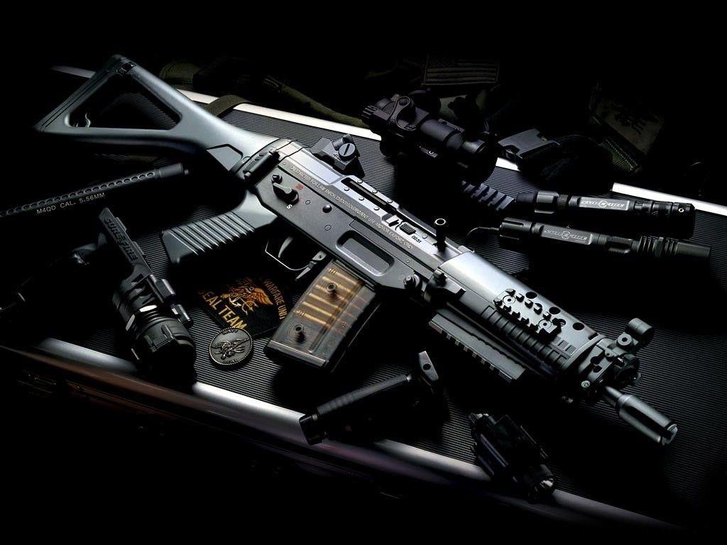 3526 - ¿Cuánto sabes de armas modernas?