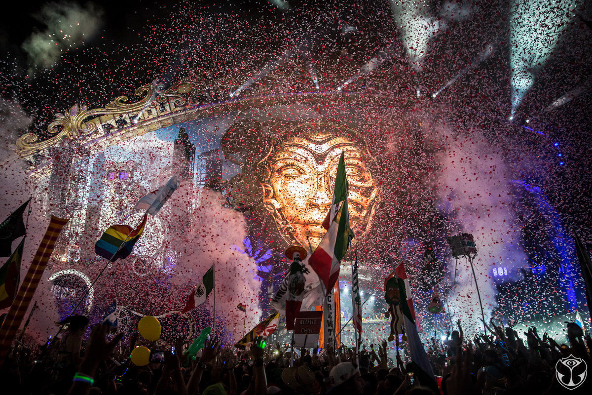 ¿Cuál es el otro festival derivado de Tomorrowland?