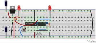 ¿Cuál de los siguientes elementos de un circuito tiene tres patas?