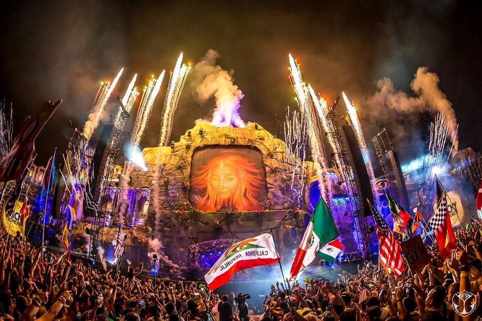 ¿Dónde se celebra Tomorrowworld?