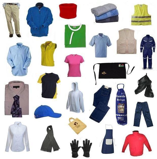 La mayoría de tu ropa es: