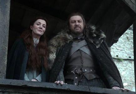 ¿Ned Stark o Catelyn Stark?