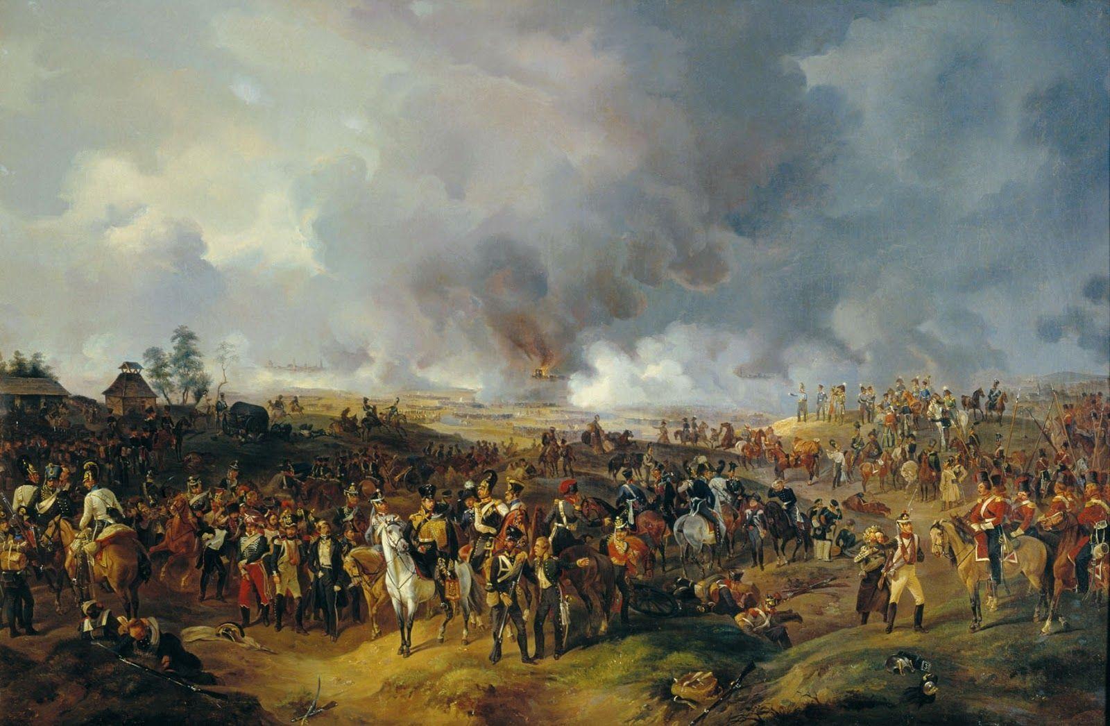 La Batalla de Leipzig, donde Napoleón sufrió su peor derrota. ¿Qué coalición se alzó con la victoria?