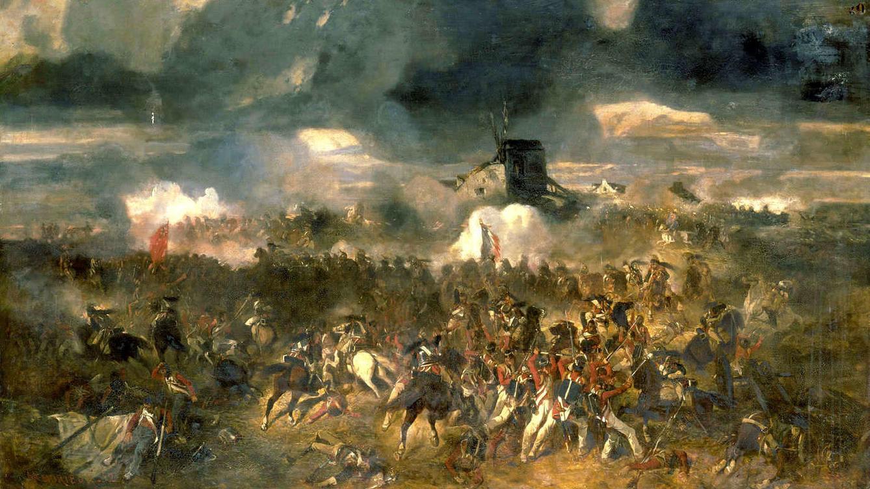 Todos sabemos que La Batalla de Waterloo fue la derrota definitiva de Napoleón. ¿Quién lidero al ejército inglés?