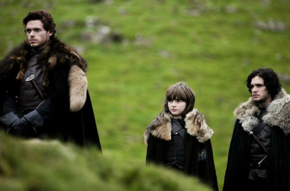 ¿Bran Stark o Robb Stark?