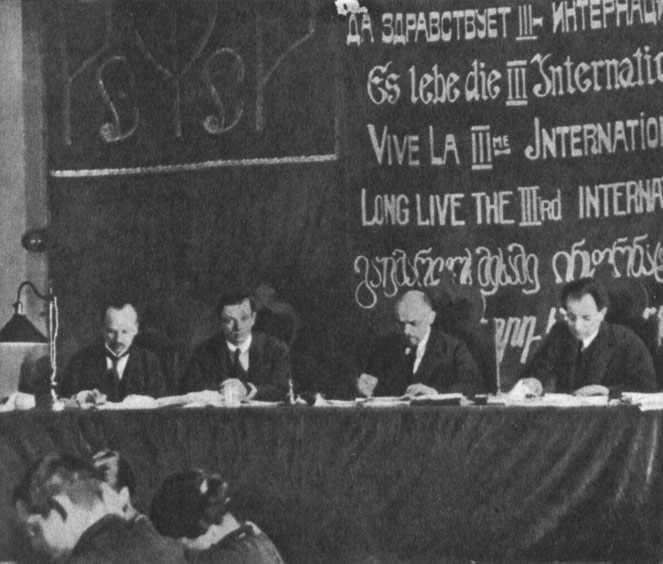 ¿Qué fue el Komintern?