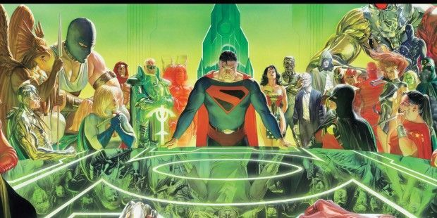 Personaje que está bajo las órdenes de Lex Luthor en Kingdom Come