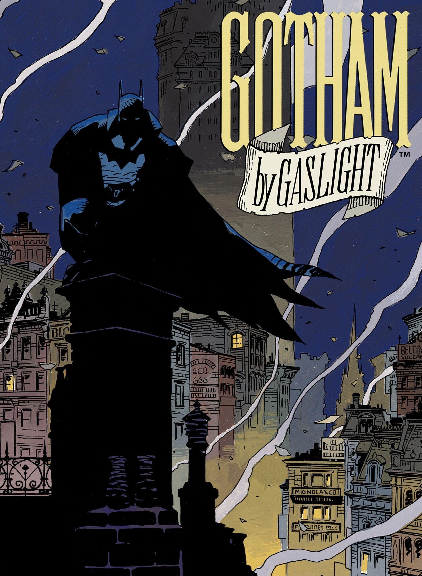 ¿En qué año se desarrolla Batman: Gotham by Gaslight?