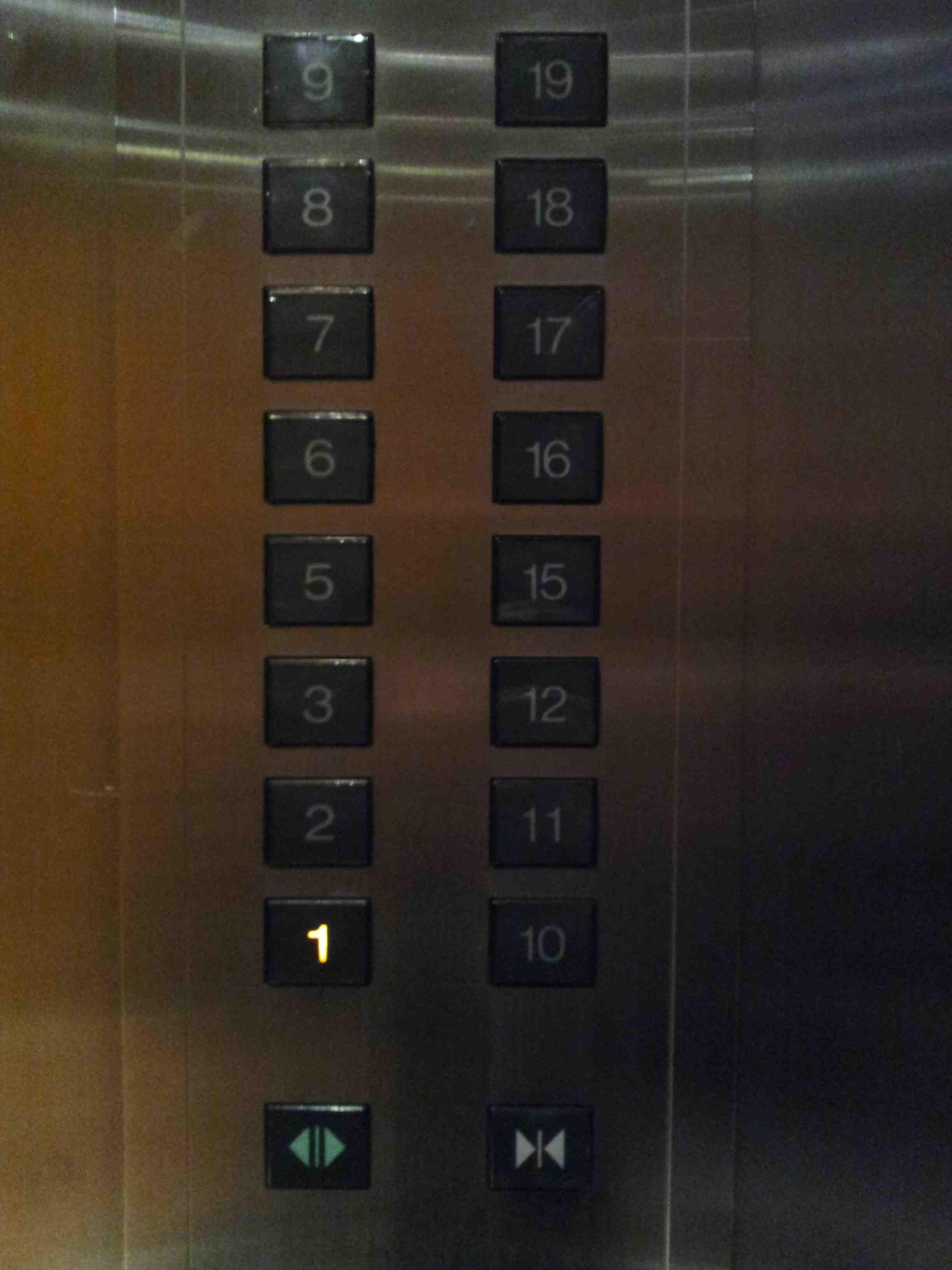 Para compensar la anterior y terminar una de muy fácil. ¿Por qué no hay el piso numero 4 en los hospitales japoneses?