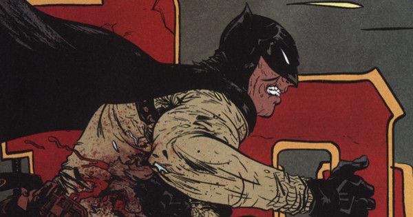 ¿En qué año se desarrolla Batman Año 100?