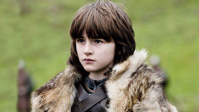 ¿Quién es nombrado heredero de Robb Stark?