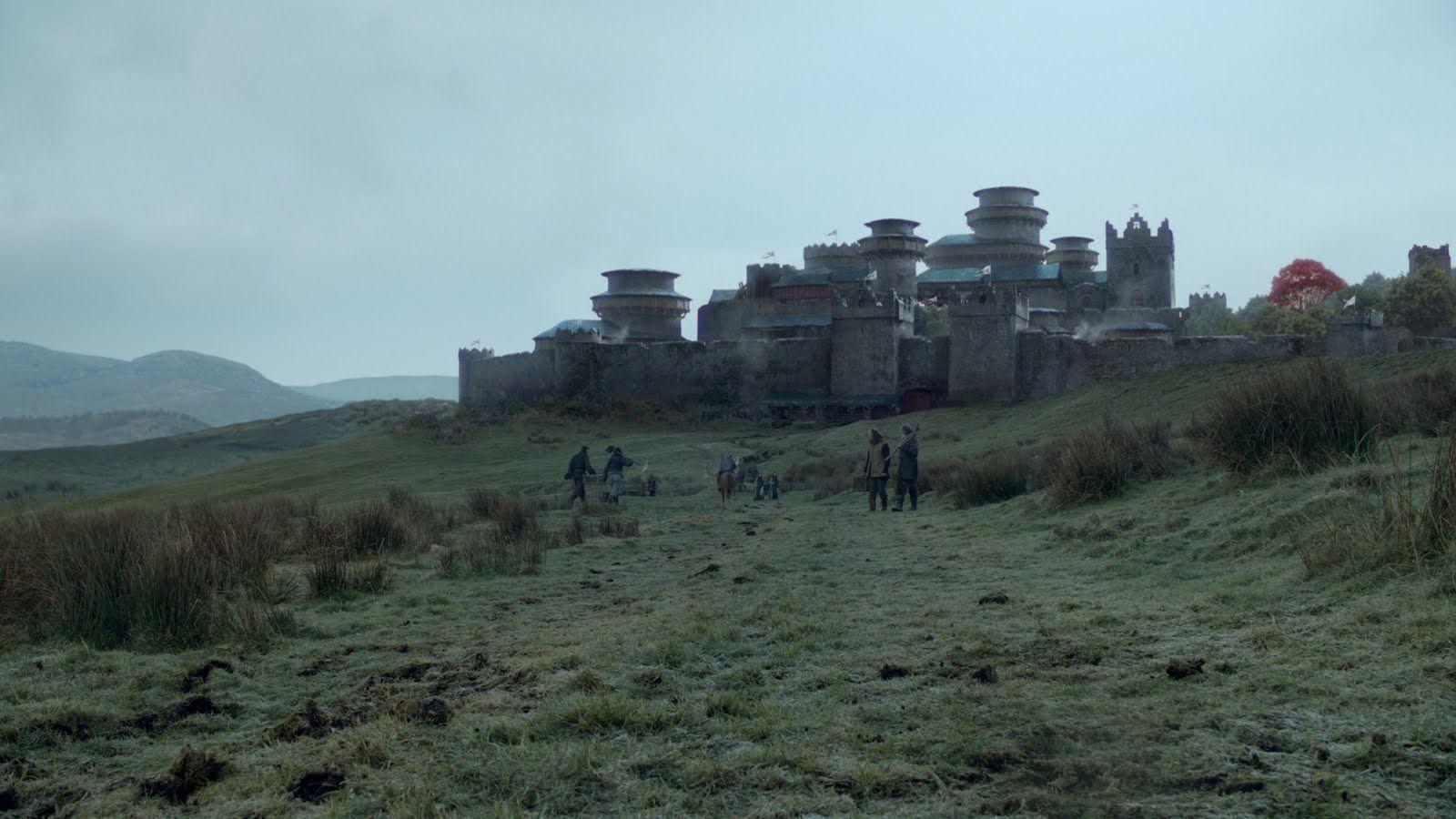 ¿Cuántas veces es tomada Invernalia hasta lo que llevamos de historia?