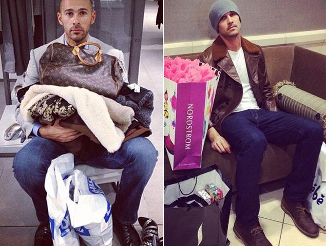 ¿Te aburres cuando vas de compras?