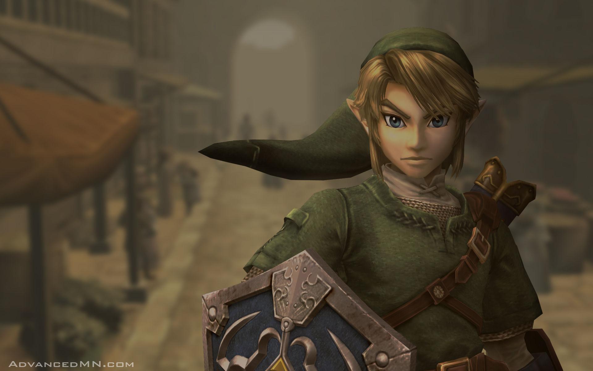 ¿Es posible jugar con Link (The legend of Zelda) en algún Mario Kart?