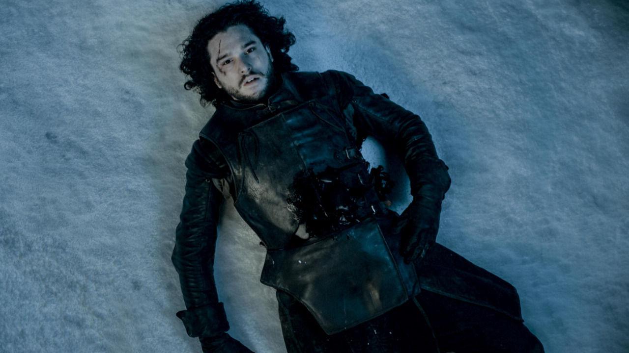 ¿Que fue lo último que sintió Jon Snow al morir?