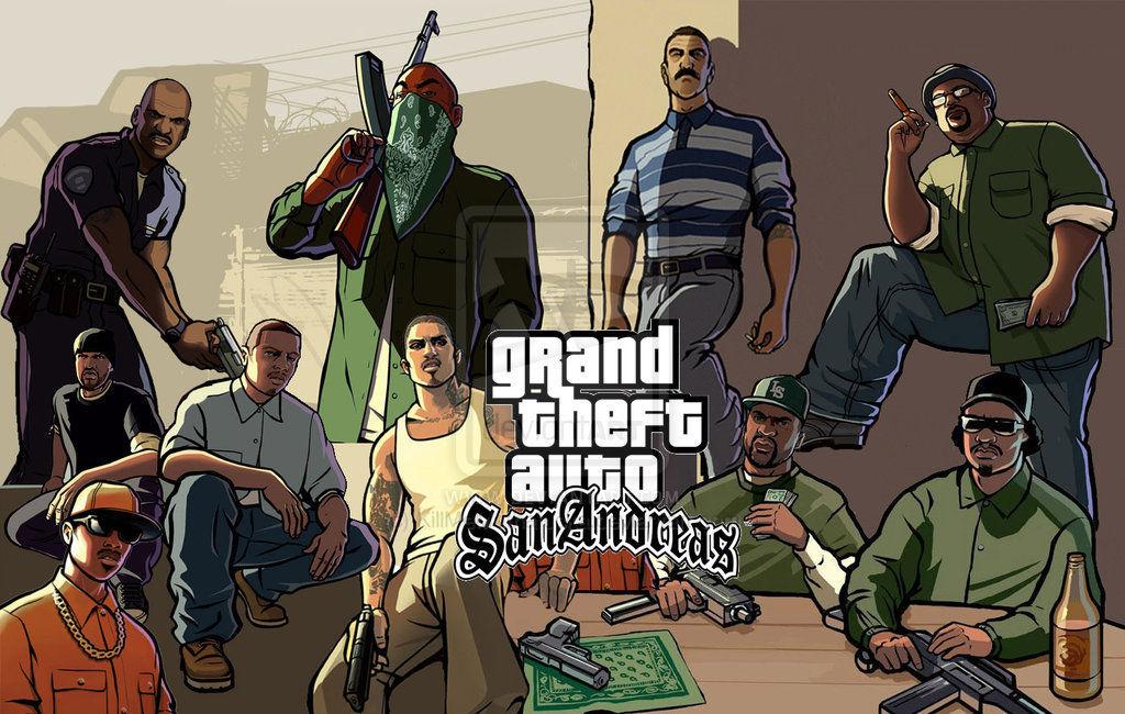 4048 - ¿Cuánto sabes de Grand Theft Auto: San Andreas?