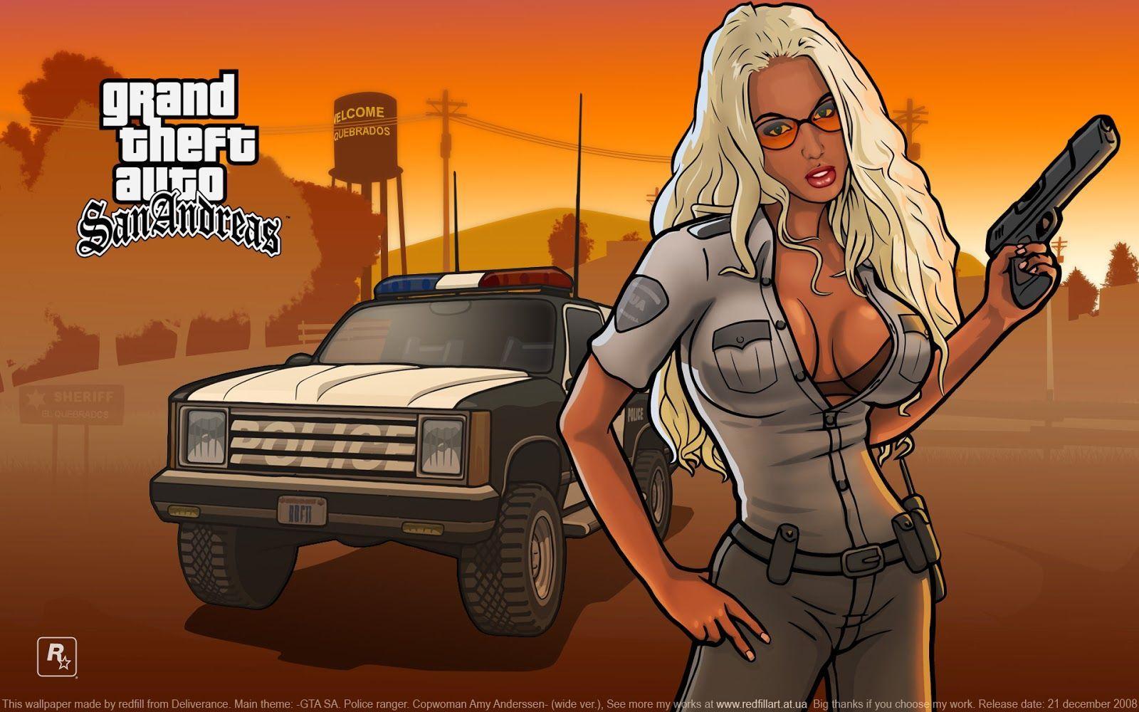 ¿En qué año se lanzó la versión de GTA: San Andreas para PS2? (Norteamérica)