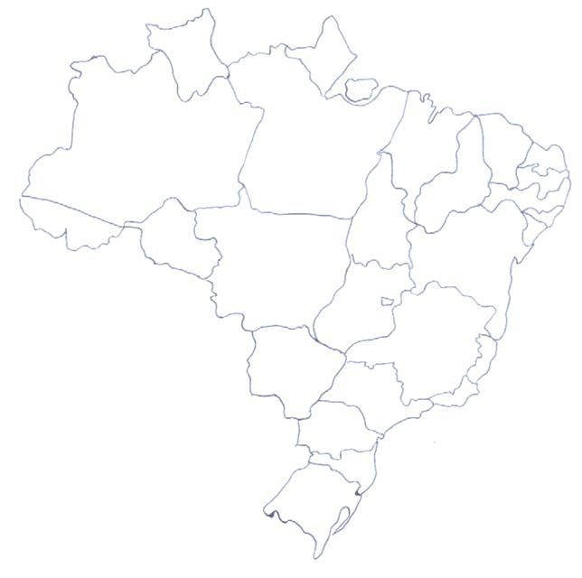 ¿Cuántas provincias contiene Brasil?