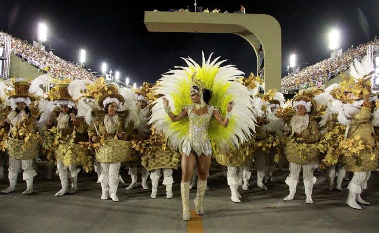 ¿Cuánto tiempo dura el carnaval en Brasil?