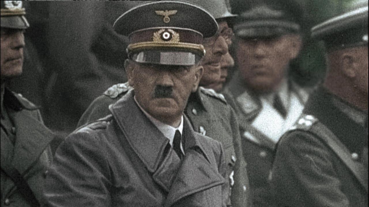 La II Guerra Mundial. ¿Quienes formaron el poderoso Eje, principalmente?