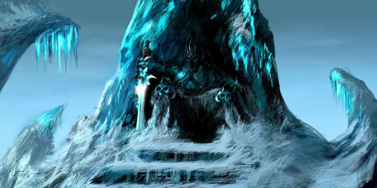 ¿Cuántos años pasa hasta que Arthas se descongela del Trono de Hielo?