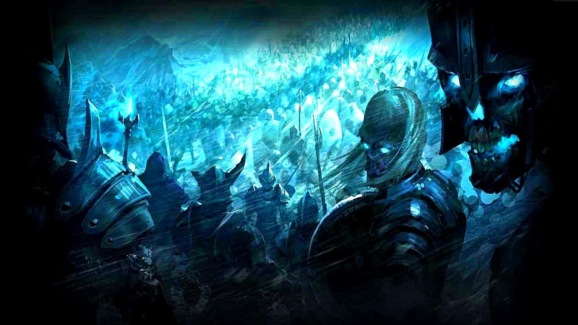 Los primeros movimientos de Arthas al despertar son atacar a la Alianza y a la Horda. ¿Cómo lo hace?